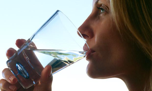 Água para perder peso