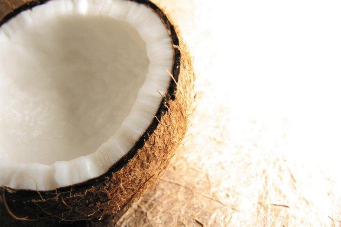 Poder anti-inflamatório da casca do coco