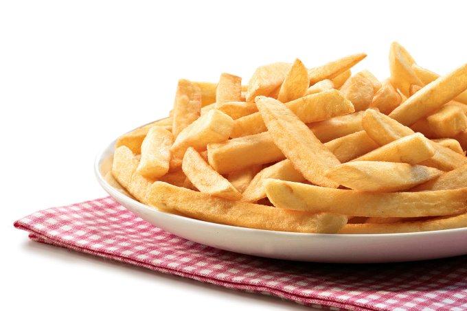 Batata frita pode ser saudável?