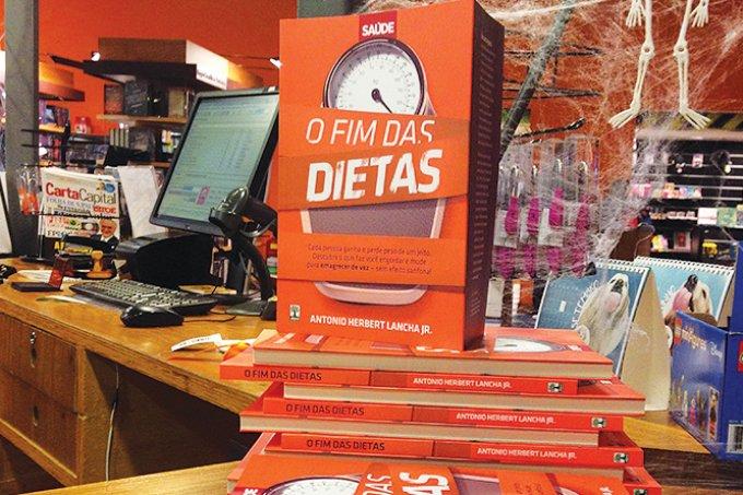 """Livro """"O Fim das Dietas"""""""
