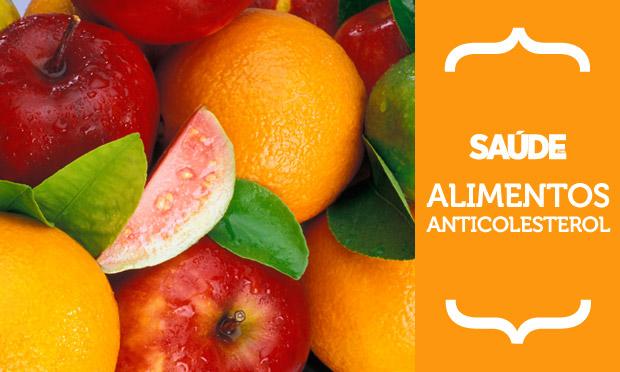 Alimentos anticolesterol