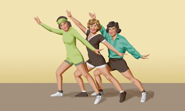 Exercícios para sintomas da menopausa