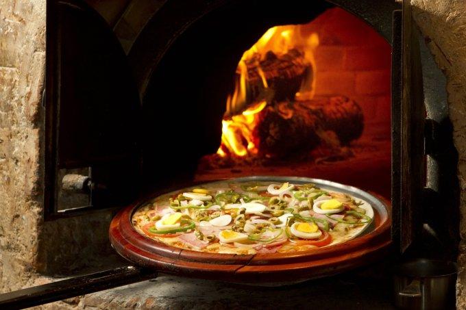 Pizza polui o ar?