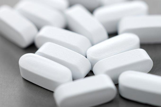 Suplemento de cálcio afeta saúde