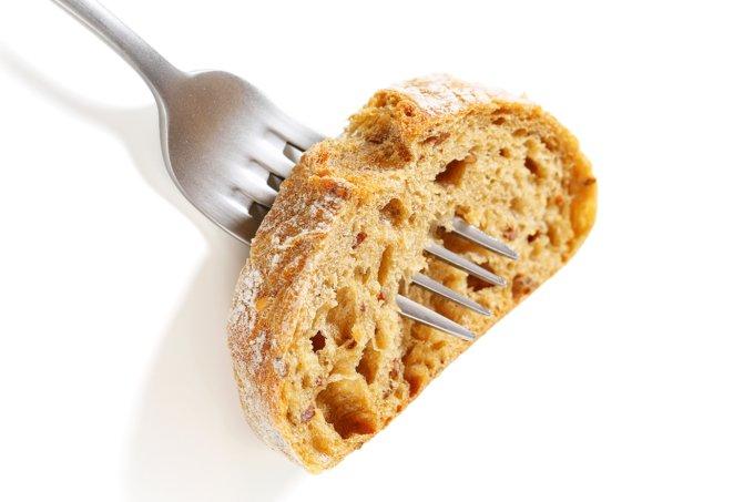 Pão de fermentaçãpo natural