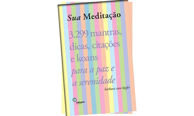 Livro Sua Meditação