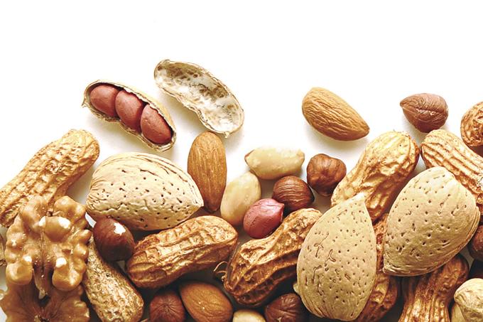 Um punhado de oleaginosas por dia evita de diabete a Alzheimer