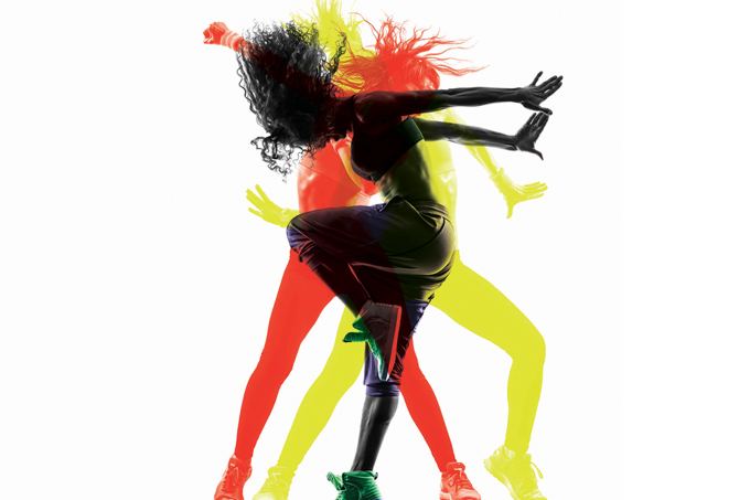 Entre na dança