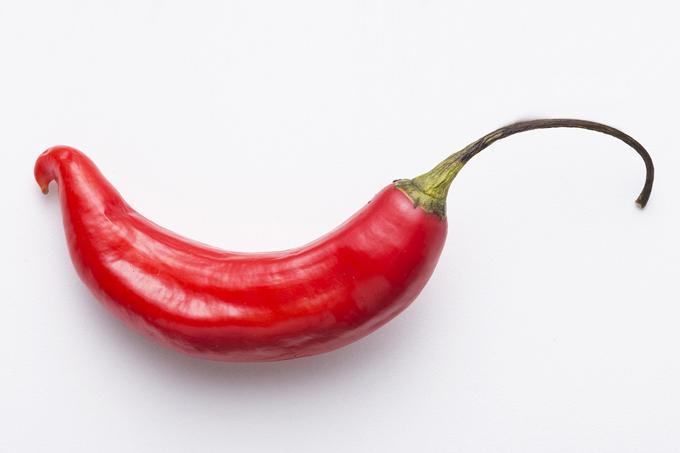 Pimenta ajuda a viver mais