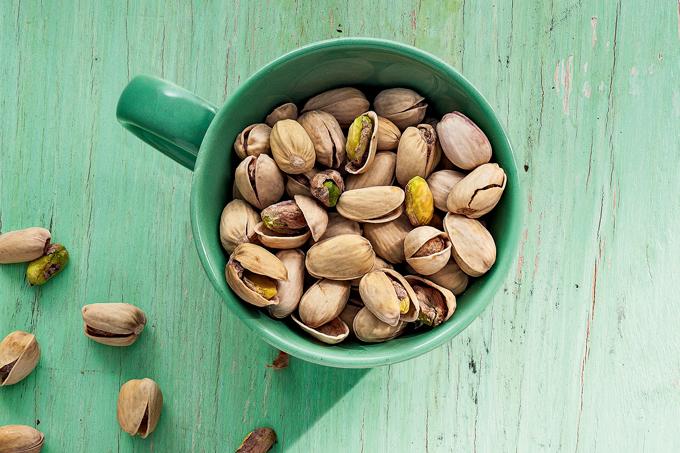 Os benefícios do pistache
