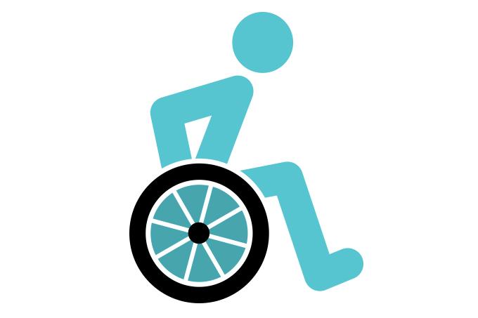 A saúde dos deficientes físicos