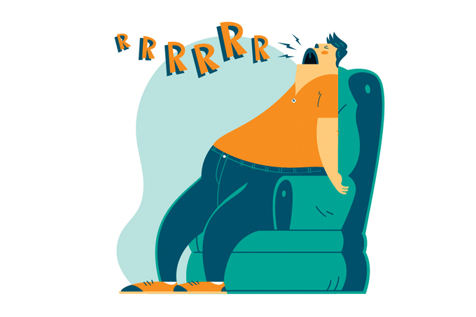 Nova relação entre obesidade e horas de sono