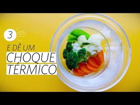 6 truques culinários para preservar os nutrientes dos alimentos