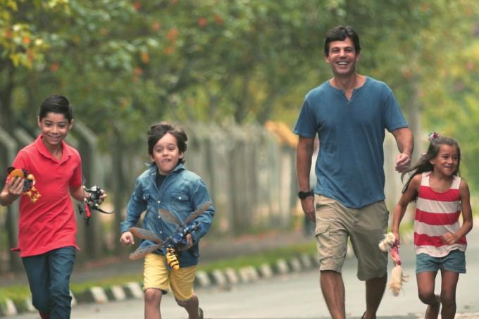 Vida de Saúde: Márcio Atalla estimula exercícios e boa alimentação em Jaguariúna (SP)