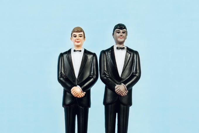 Liberação do casamento gay faz bem à saúde mental dos homossexuais