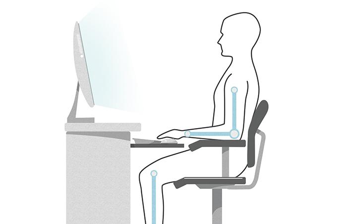 Colete para prevenir dor nas costas