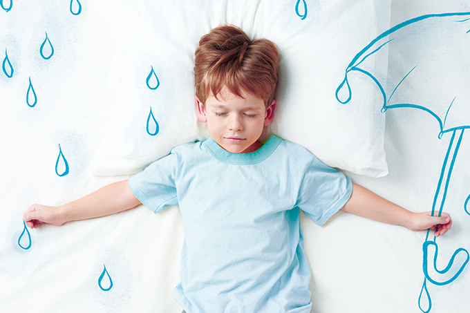 Dia Mundial da Enurese: xixi na cama