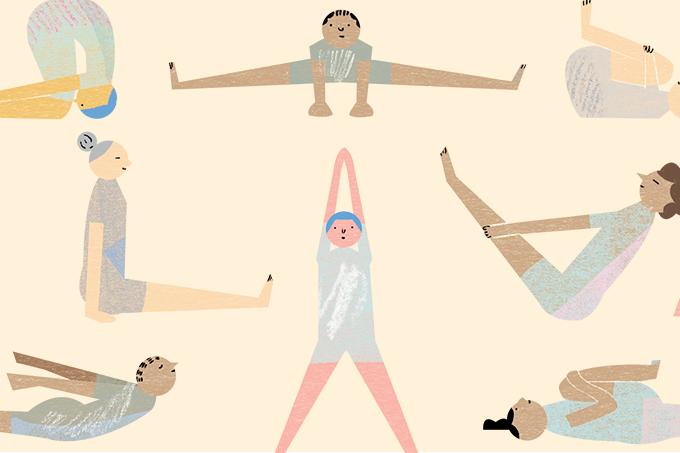O tipo de ioga ideal para cada um