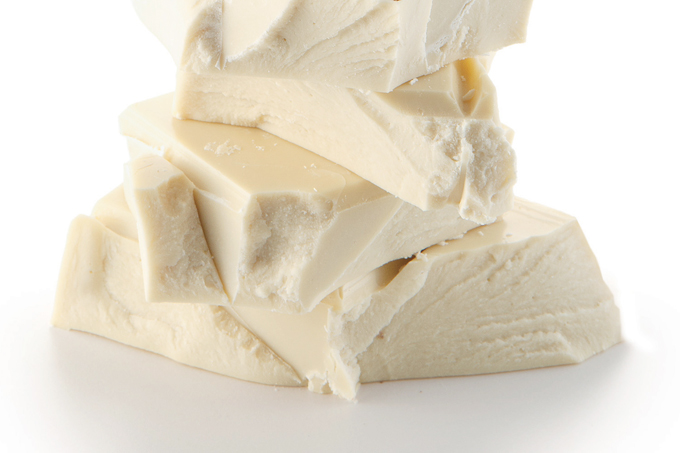 Conheça o chocolate branco funcional