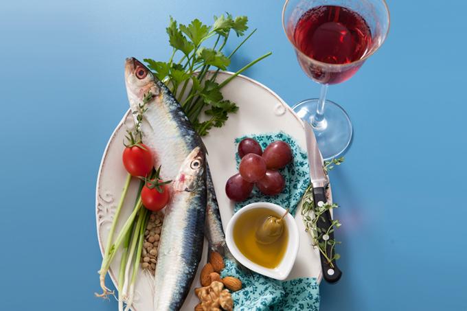 Dieta mediterrânea contra o câncer colorretal