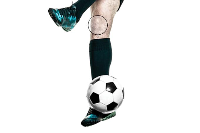 Esportes que mais causam lesões no joelho