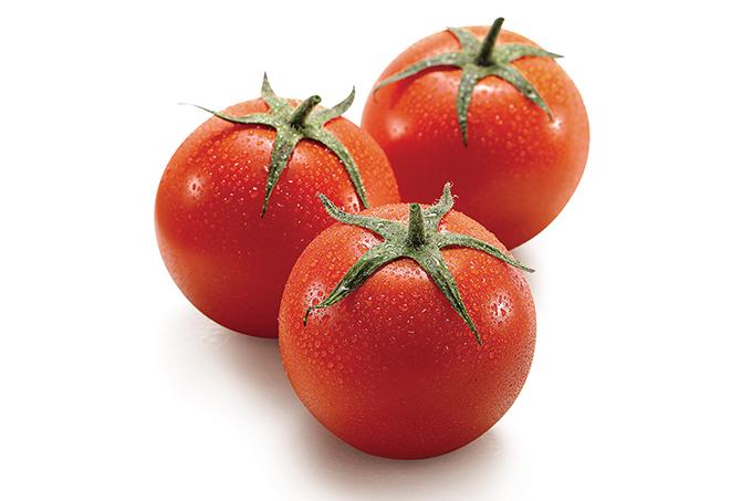 O tomate brasileiro e sem sementes