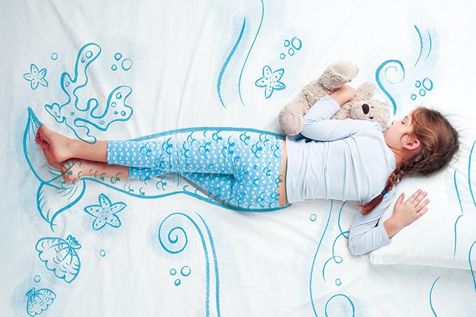 Xixi na cama abala a qualidade de vida