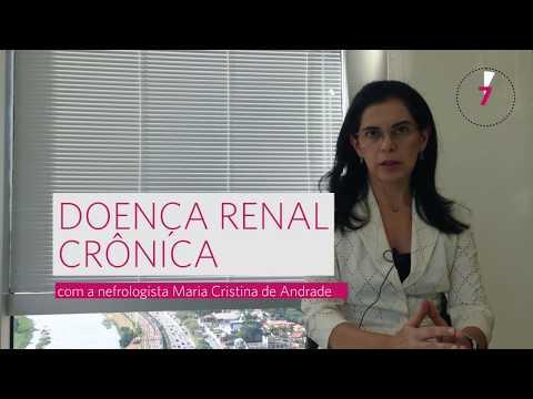 O que é a doença renal crônica?