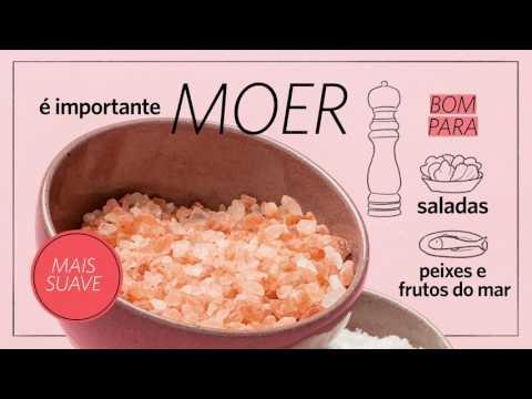 Como usar o sal gourmet?