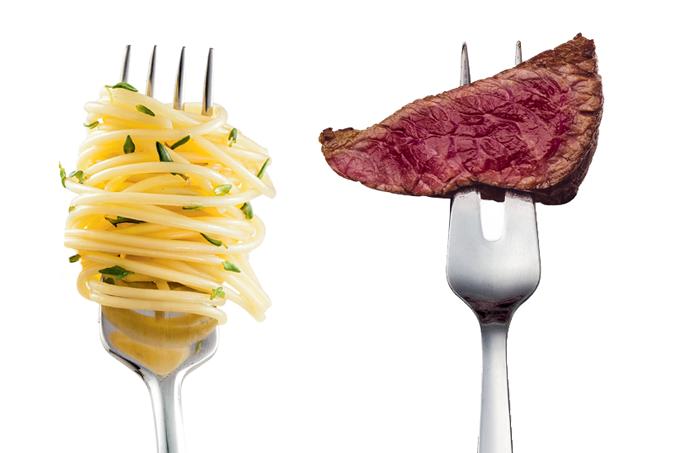 Carboidrato ou gordura?