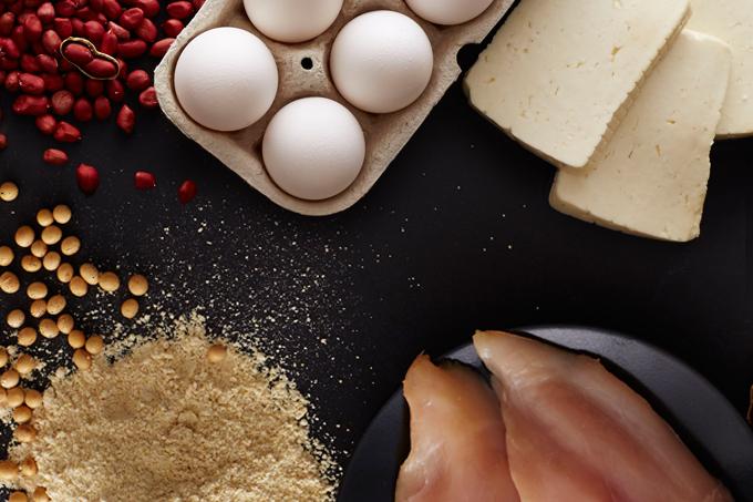 Proteína no café da manhã: o segredo para ter mais massa magra?