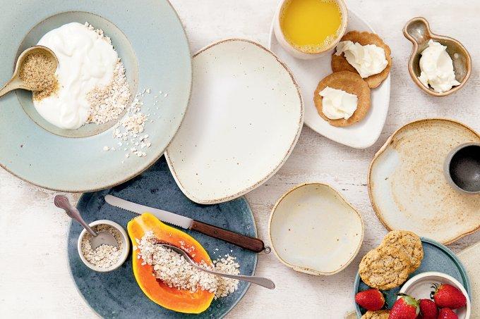 Café da manhã protege o coração