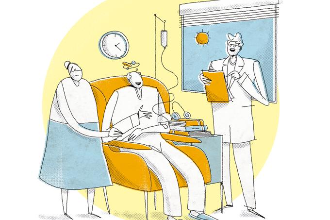 O elo entre internações e saúde mental dos idosos