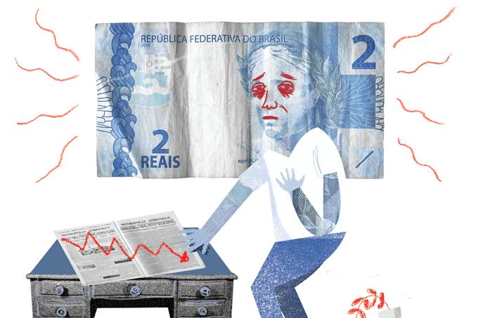 Preocupação com dinheiro faz mal ao coração