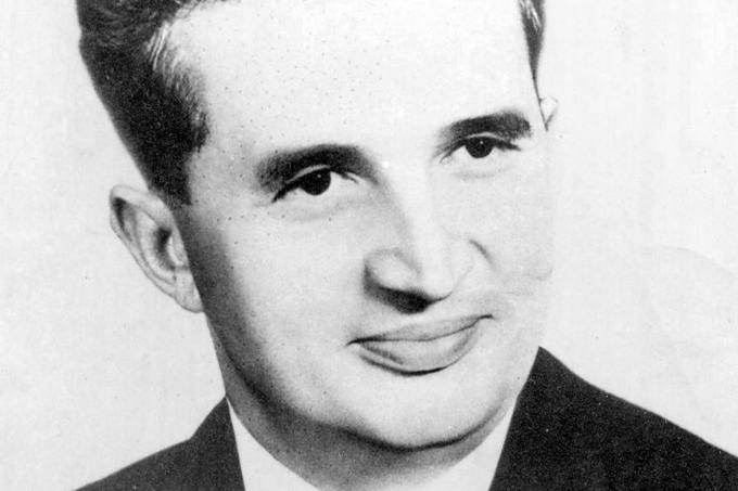 Nicolae Ceaușescu Romênia