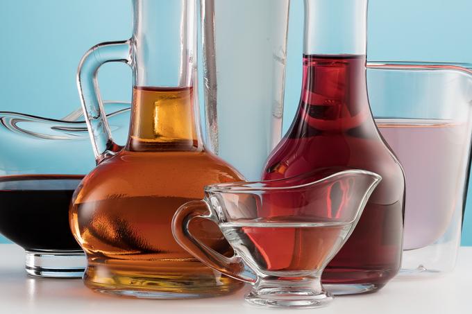 Vinagre faz (muito) bem à saúde