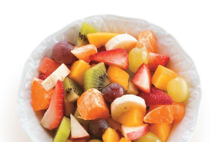 Três porções de frutas, legumes e verduras turbinam a saúde