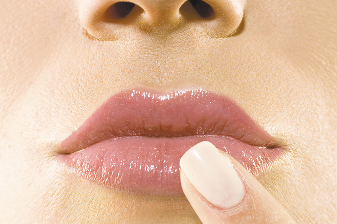 Como hidratar os lábios