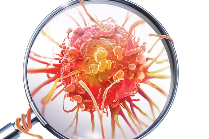 Exame de sangue para o câncer