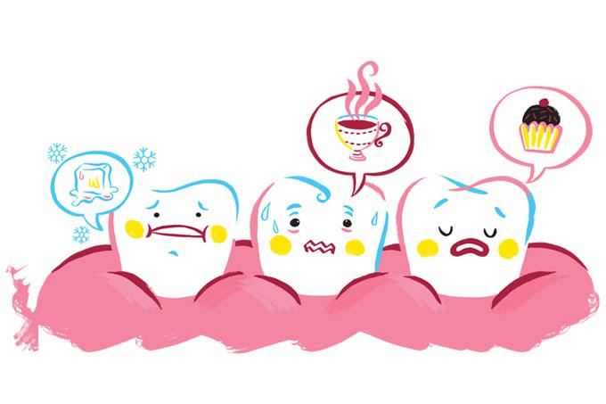 Dá para acabar com a sensibilidade dentária