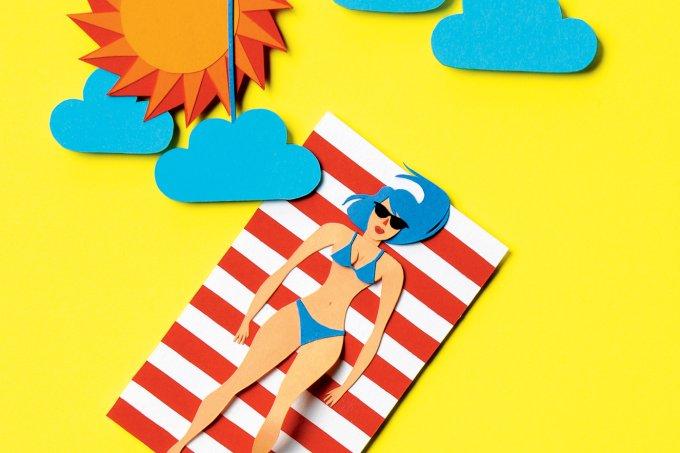 Sol seca espinhas? Entenda a influência do verão na saúde da pele