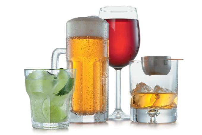Álcool afeta o efeito de vários remédios