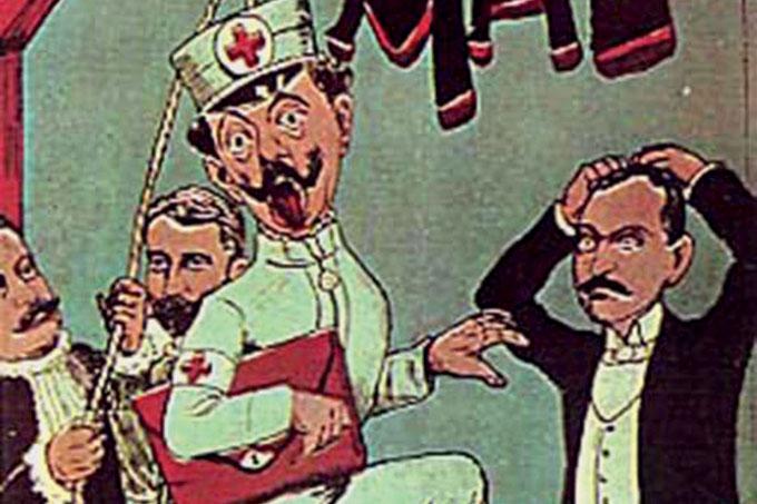 Febre amarela: como Oswaldo Cruz derrotou a doença há um século