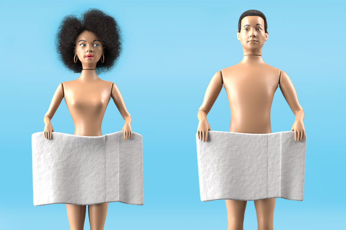 Higiene íntima sem tabu