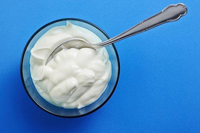 Iogurte protegeria contra doenças cardíacas