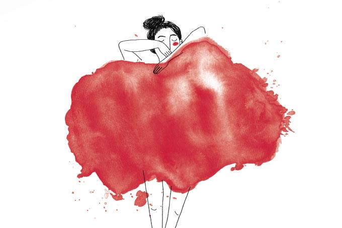 É bom interromper a menstruação?