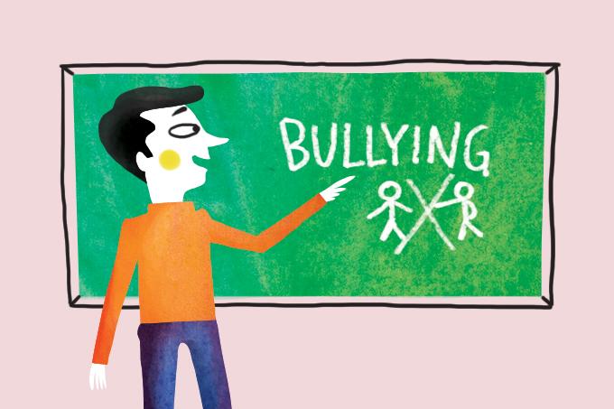 Muita gente tem que se envolver no combate ao bullying