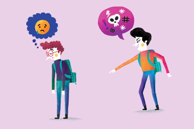 O Brasil é um dos países com mais casos de bullying