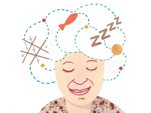 Envelhecimento saudável com OMS