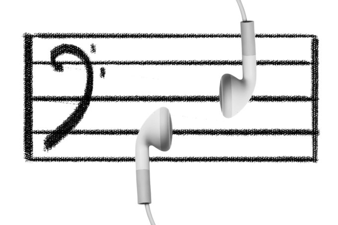 Escute música e controle a pressão